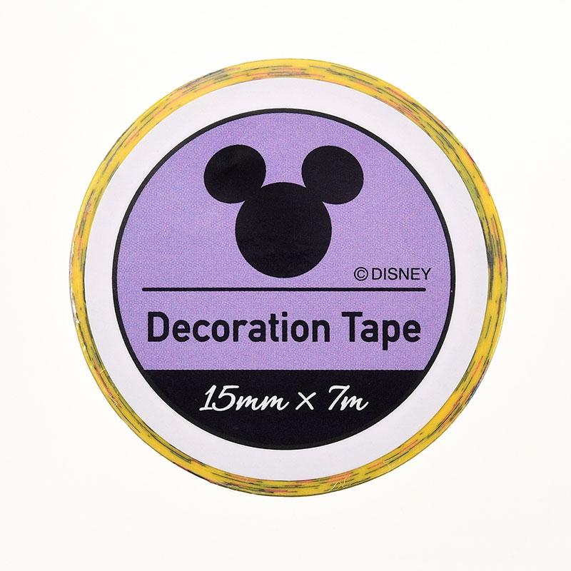 ミッキー&フレンズ デコレーションテープ ヴィンテージ