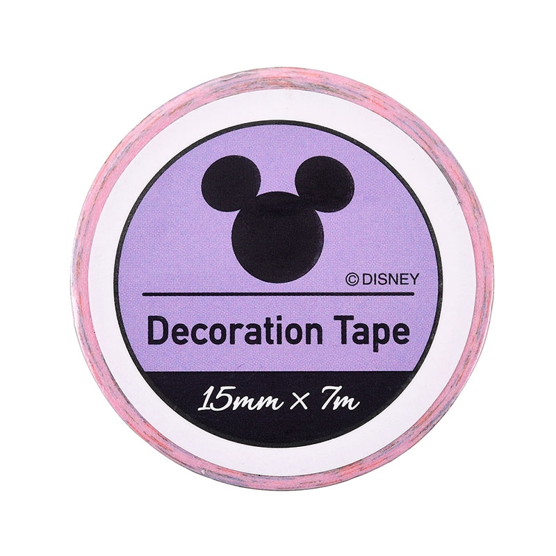 ディズニーキャラクター デコレーションテープ マウス