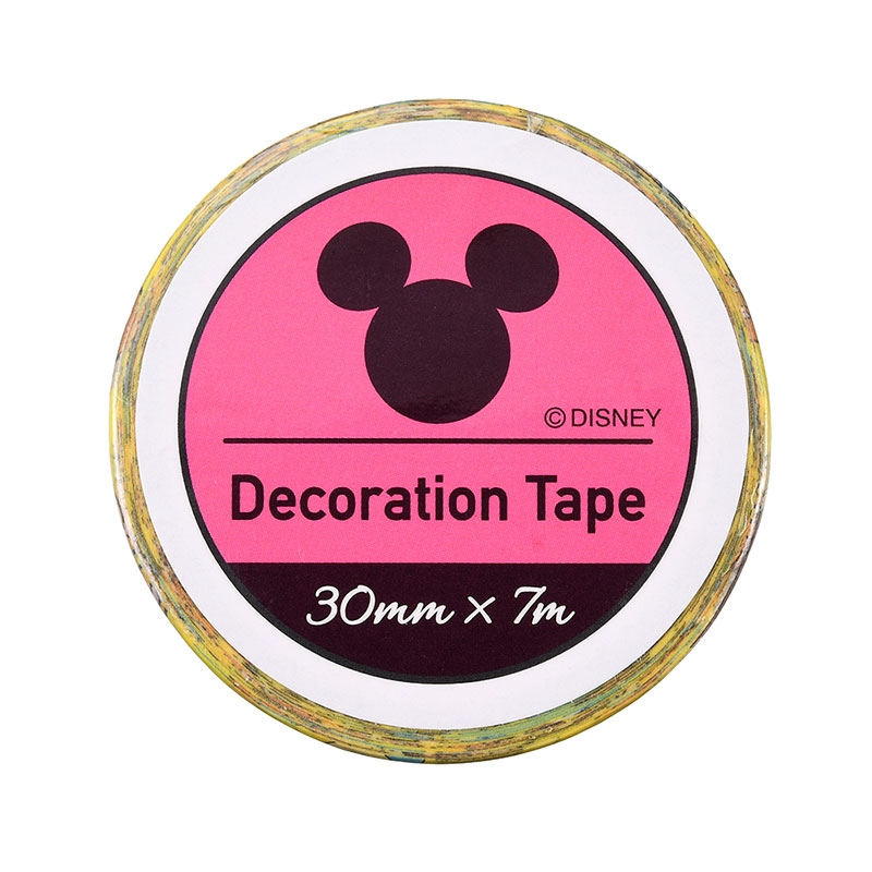 チップ&デール、クラリス デコレーションテープ