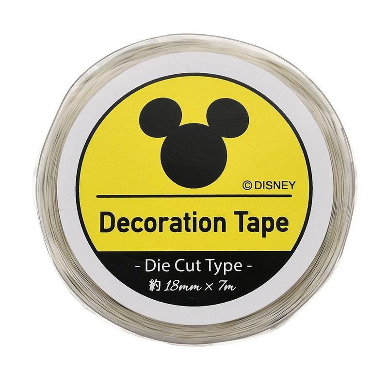 ミッキーデコレーションテープ ダイカット Color