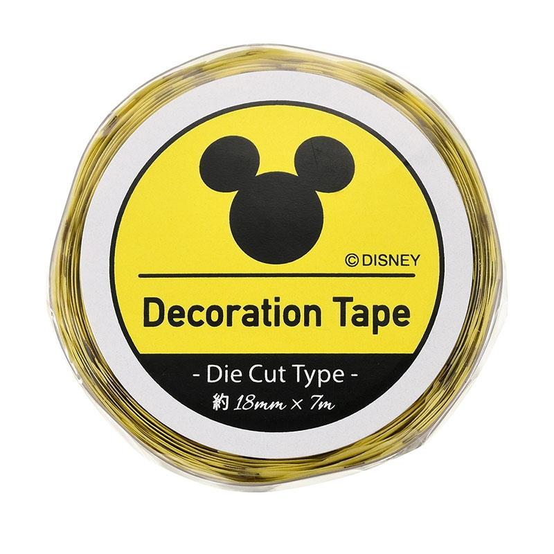 プー&フレンズ デコレーションテープ ダイカット ヒーリング