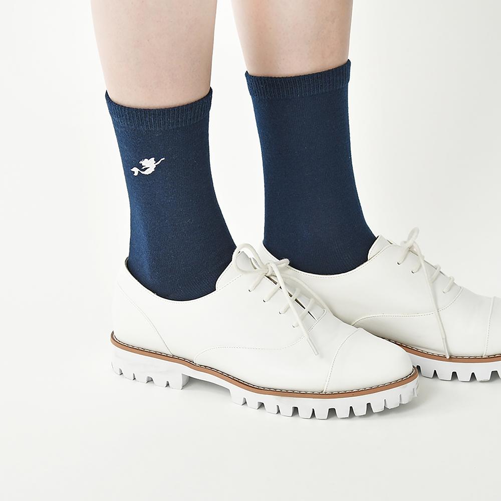 アリエル 靴下 シルエットホワイト