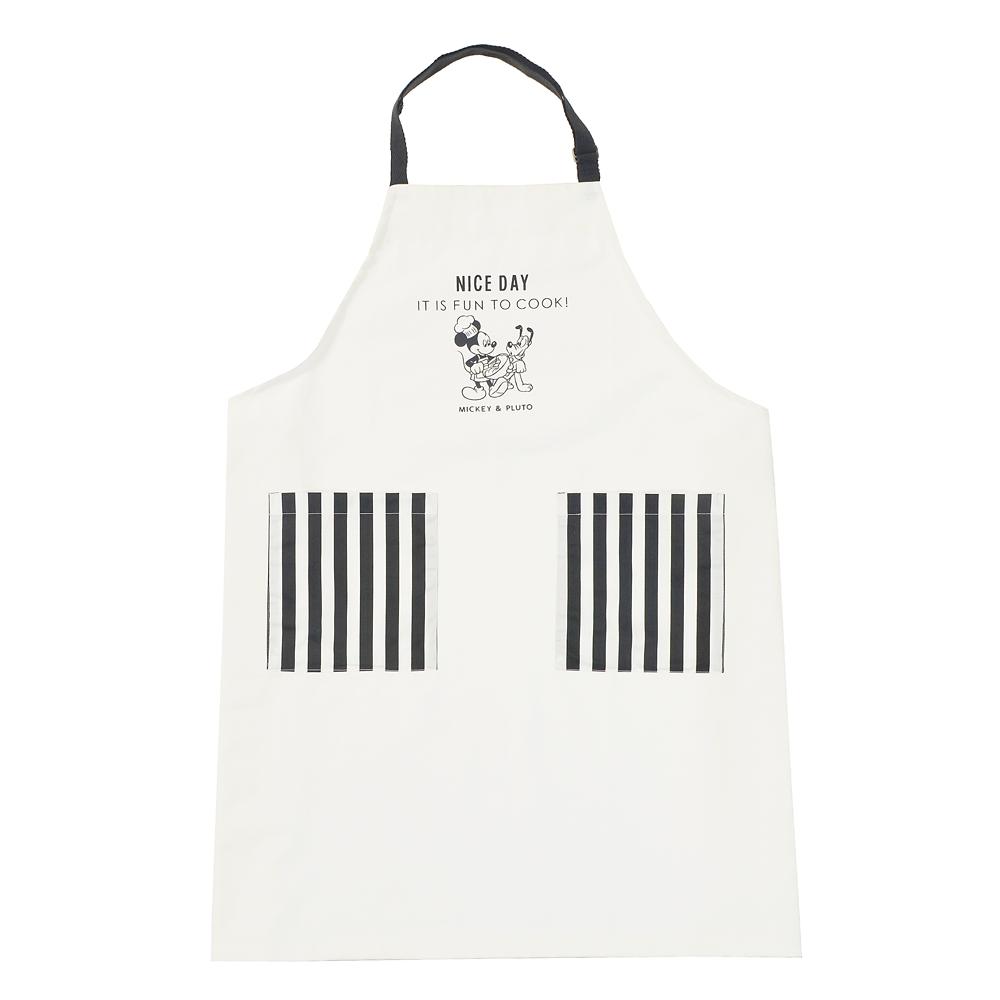 ミッキー&プルート エプロン Cooking Otona Kitchen