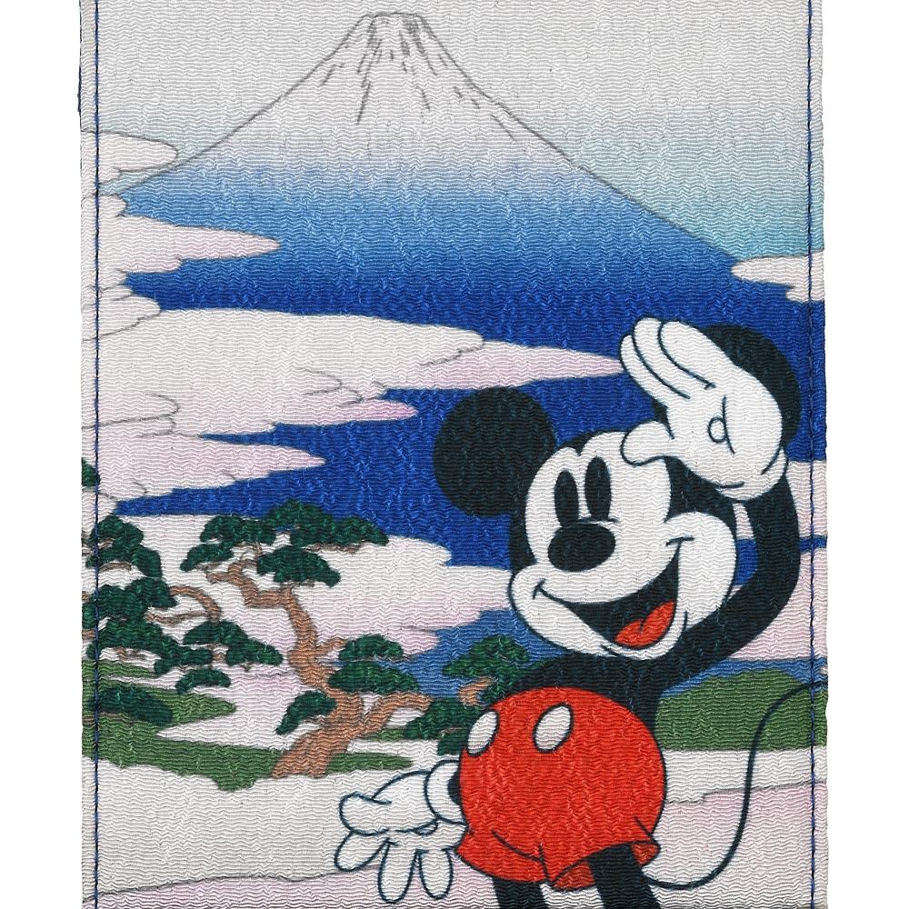 ミッキー ミラー・鏡 折りたたみ式 Ukiyoe Japan
