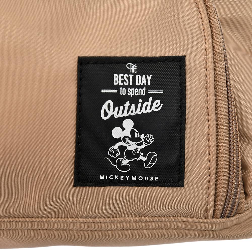 ミッキー ショルダーバッグ ウォレット機能付き Disney Outdoor 2020