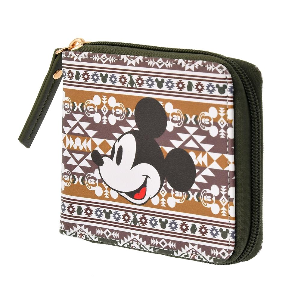 ミッキー 財布・ウォレット オルテガ柄 Disney Outdoor 2020