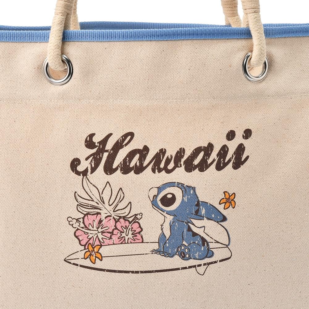 スティッチ トートバッグ Tee&Aloha