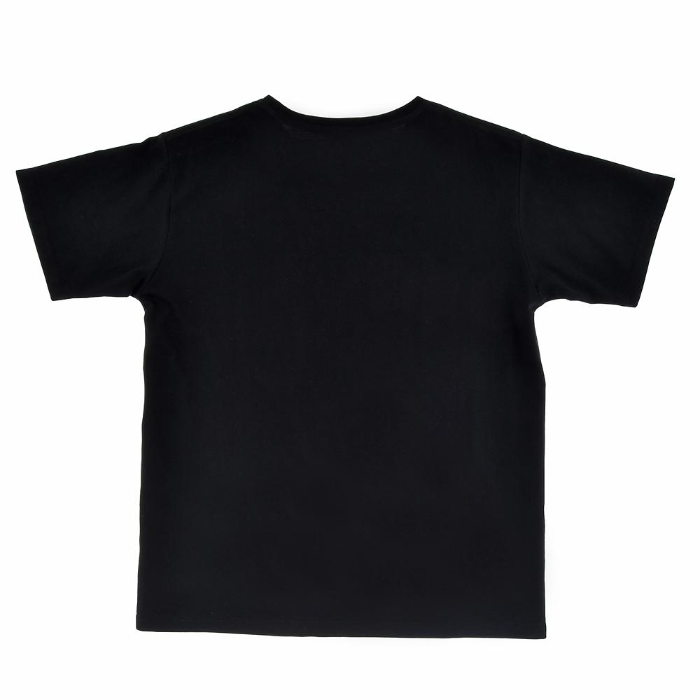 ルミエール 半袖Tシャツ ブラック Be Our Guest 2020