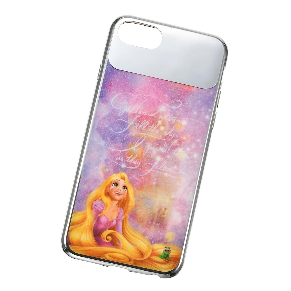 ラプンツェル&パスカル iPhone 6/7/8用スマホケース・カバー ミラー Dreamy