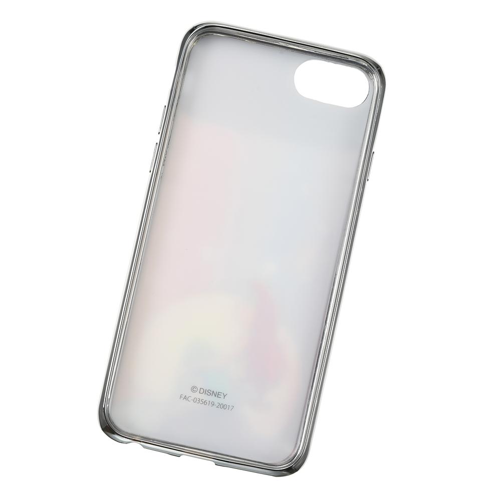 アリエル iPhone 6/7/8用スマホケース・カバー ミラー SEA