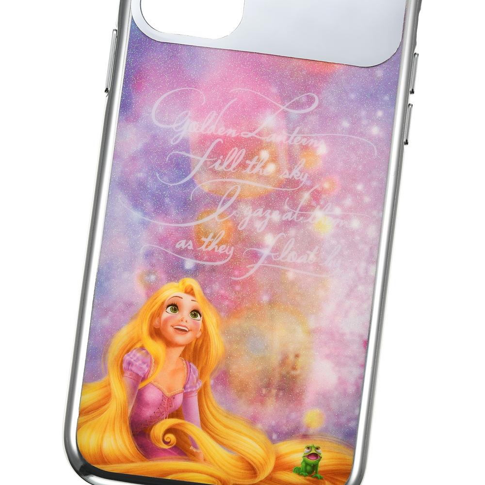 ラプンツェル&パスカル iPhone 11用スマホケース・カバー ミラー Dreamy