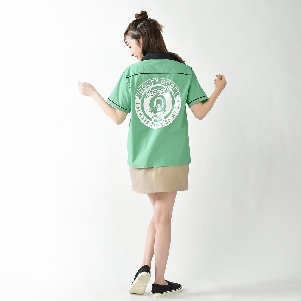 グーフィー&マックス 半袖シャツ We love Goofy 2020