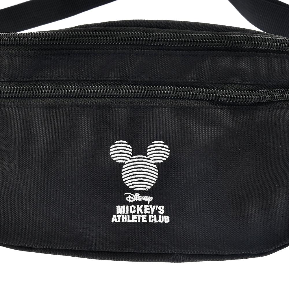ミッキー&フレンズ ボディバッグ・ウエストポーチ Mickeys Athlete Club