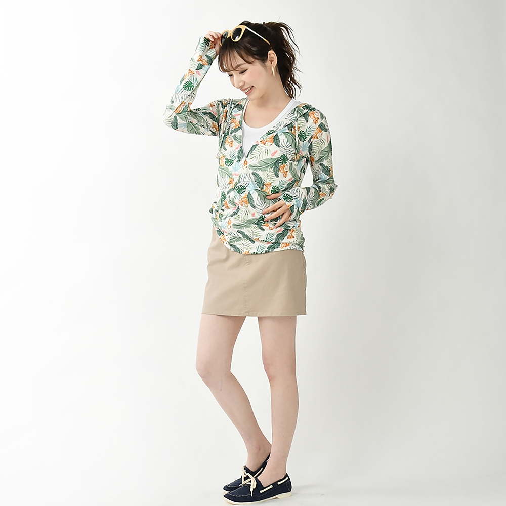 シンバ パーカー UV Cut Summer Resort