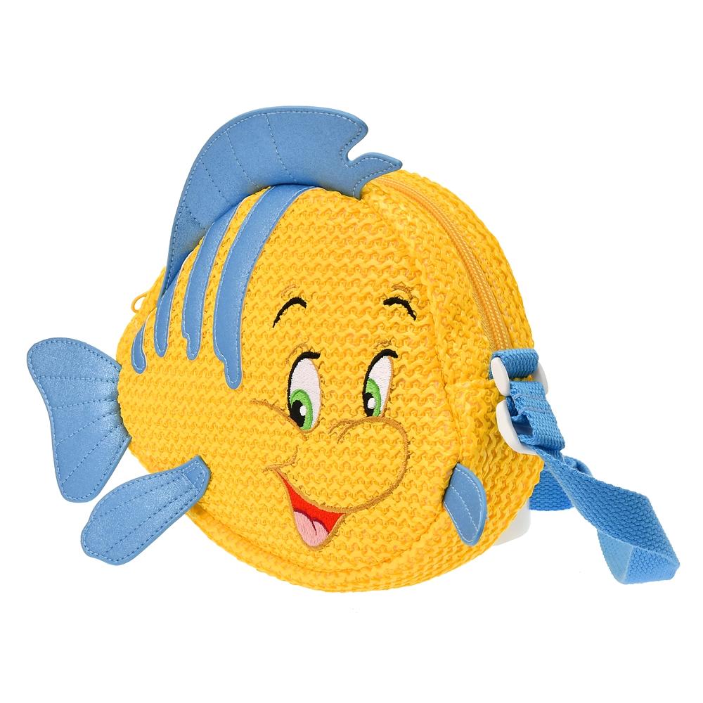 フランダー ショルダーバッグ 編み