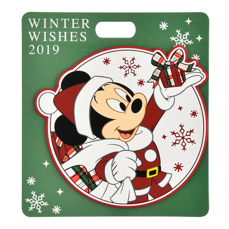 ミッキー コースター Disney Christmas