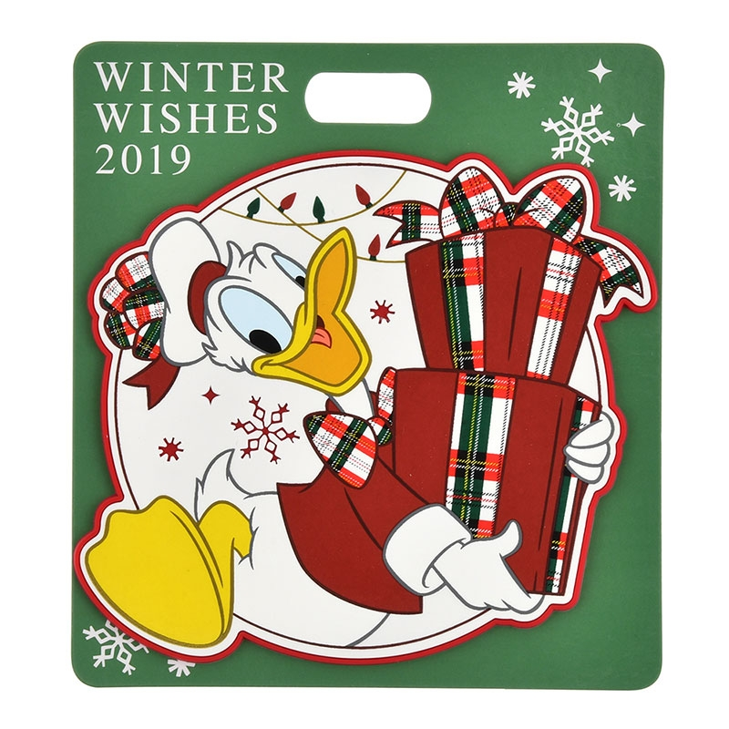 ドナルド コースター Disney Christmas