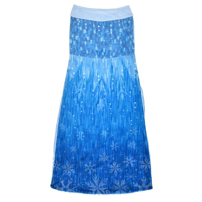 エルサ フットブランケット ドレス