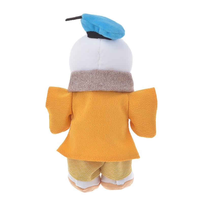 nuiMOs ぬいぐるみ専用コスチューム 着物 お正月 からし色 ボーイ