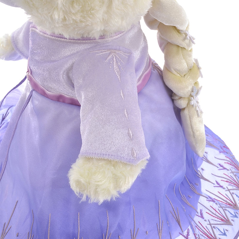UniBEARsityぬいぐるみ専用コスチューム エルサ アナと雪の女王2