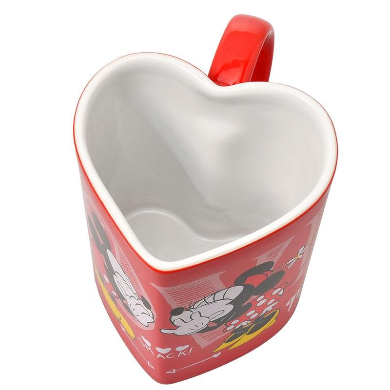 【アウトレット】ミッキー&ミニー マグカップ LOVE
