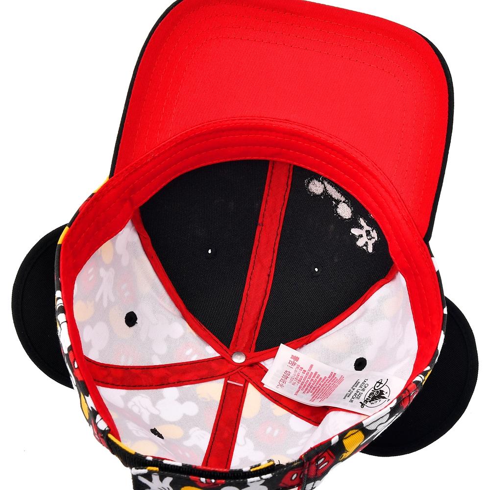 ミッキー 帽子・キャップ ボディパーツ イヤーキャップ
