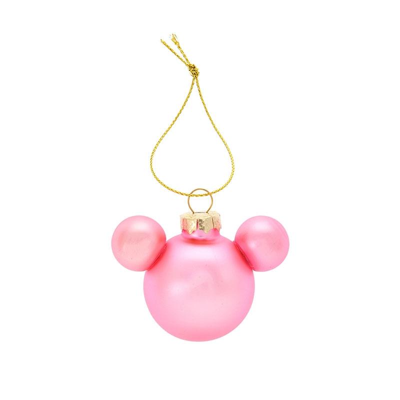 ミッキー オーナメント ピンクミックス Disney Christmas