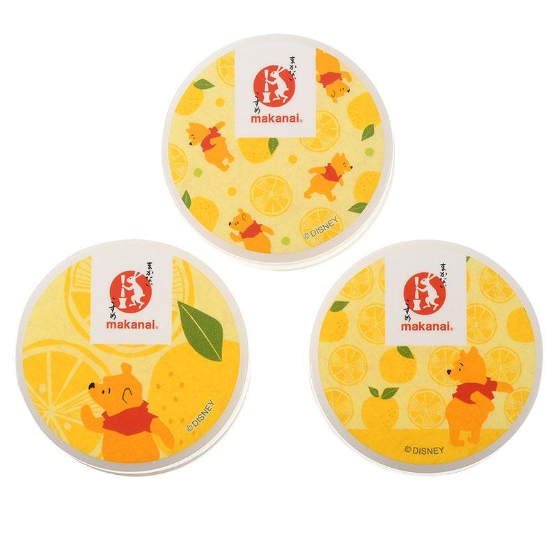 【まかないこすめ】プーさん ハンドクリーム セット 柚子はちみつ