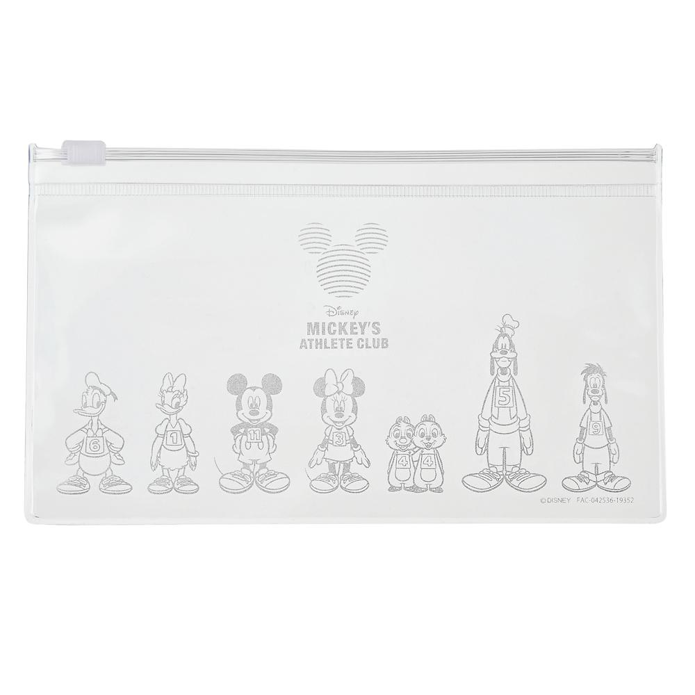 【Bic】ミッキー&フレンズ ボールペン セット Mickeys Athlete Club