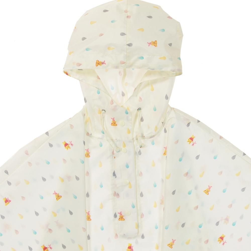 【Wpc.】プーさん&ピグレット ポンチョ ポーチ付き Rainy Day 2020