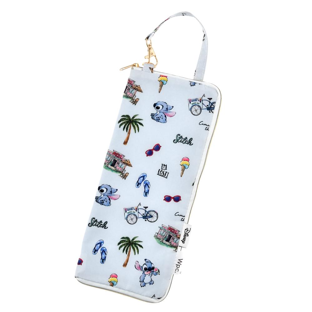 【Wpc.】スティッチ ポーチ 傘用 サマーホリデー Rainy Day 2020