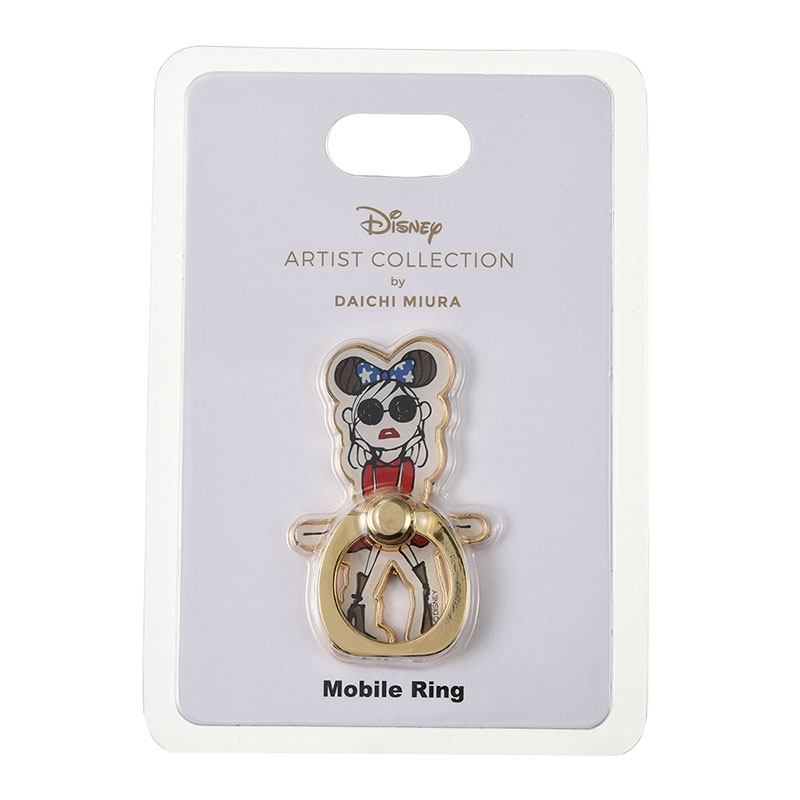 スマートフォンリング Disney Artist Collection by Daichi Miura Fantasia