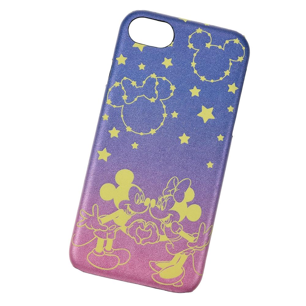 ミッキー&ミニー iPhone 6/7/8用スマホケース・カバー 七夕