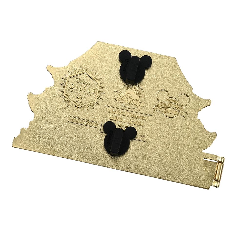 ムーラン ピンバッジ 王宮 Disney Castle Collection
