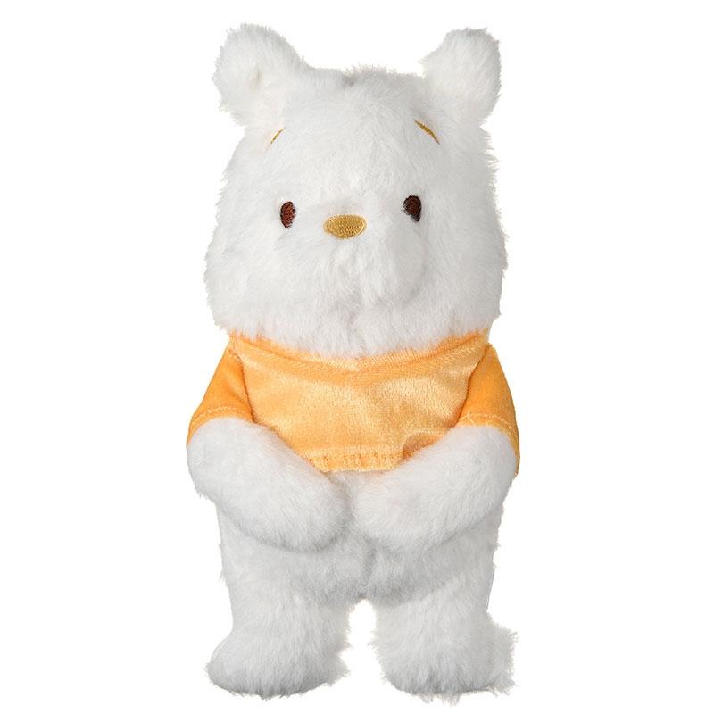 プーさん 多機種対応 スマホケース・カバー White Pooh ゴールド