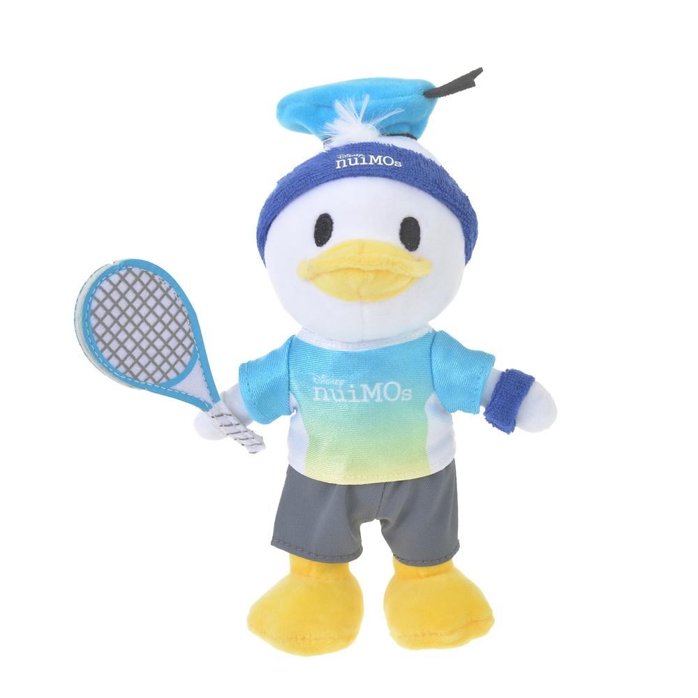 nuiMOs ぬいぐるみ専用コスチューム テニスユニフォームセット ボーイ SPORTS