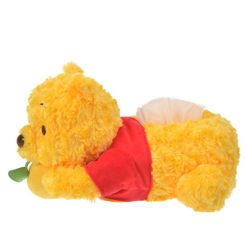 【受付終了】【ゲストリクエスト受注】プーさん ティッシュボックスカバー Yuzu Pooh