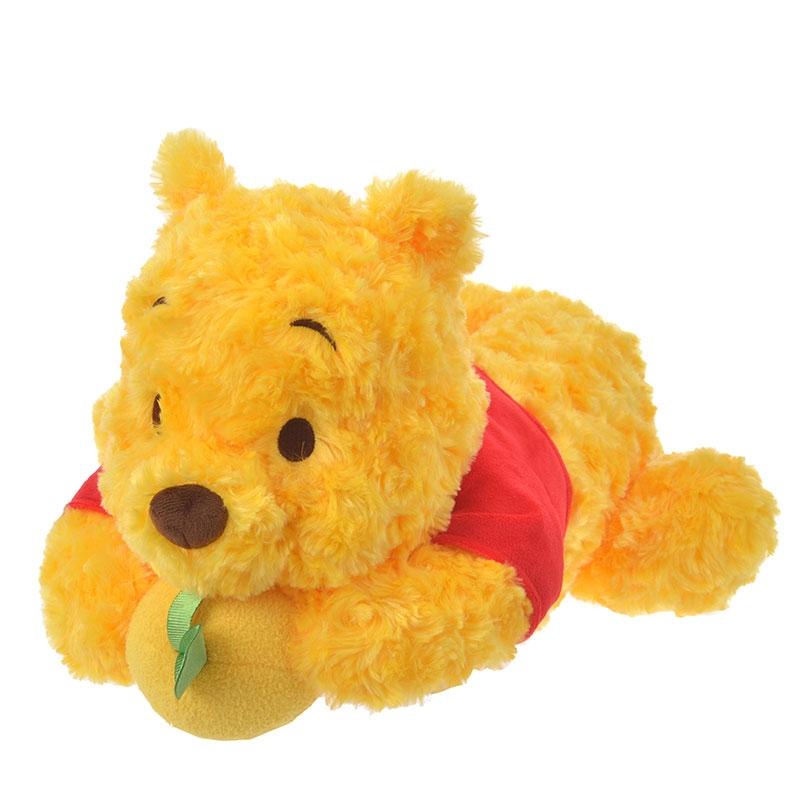 プーさん ティッシュボックスカバー Yuzu Pooh