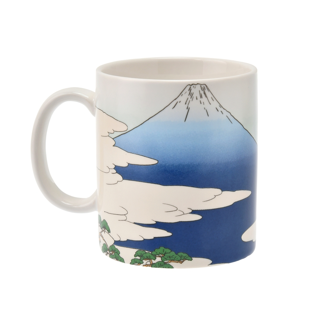 ミッキー マグカップ Ukiyoe Japan