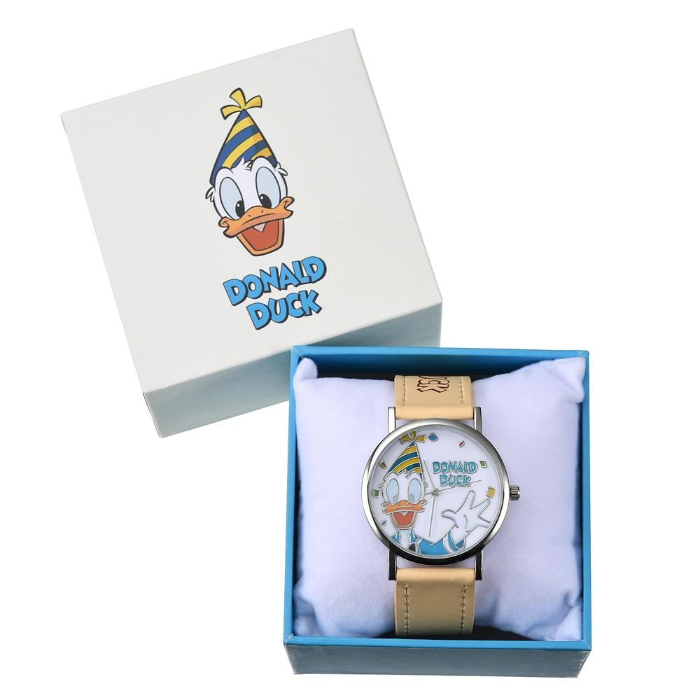 ドナルド 腕時計・ウォッチ Donald Duck Birthday 2020