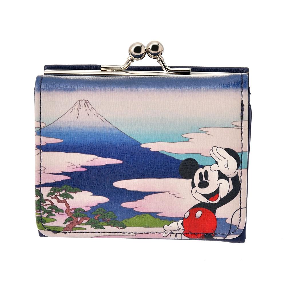 ミッキー 財布・ウォレット Ukiyoe Japan