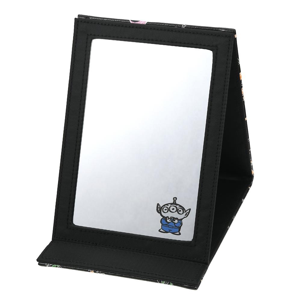 トイ・ストーリー ミラー・鏡 折りたたみ式 アクセントカラー