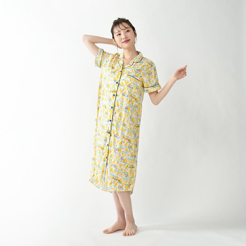 チップ&デール 半袖ワンピース Cool Enjoy Summer
