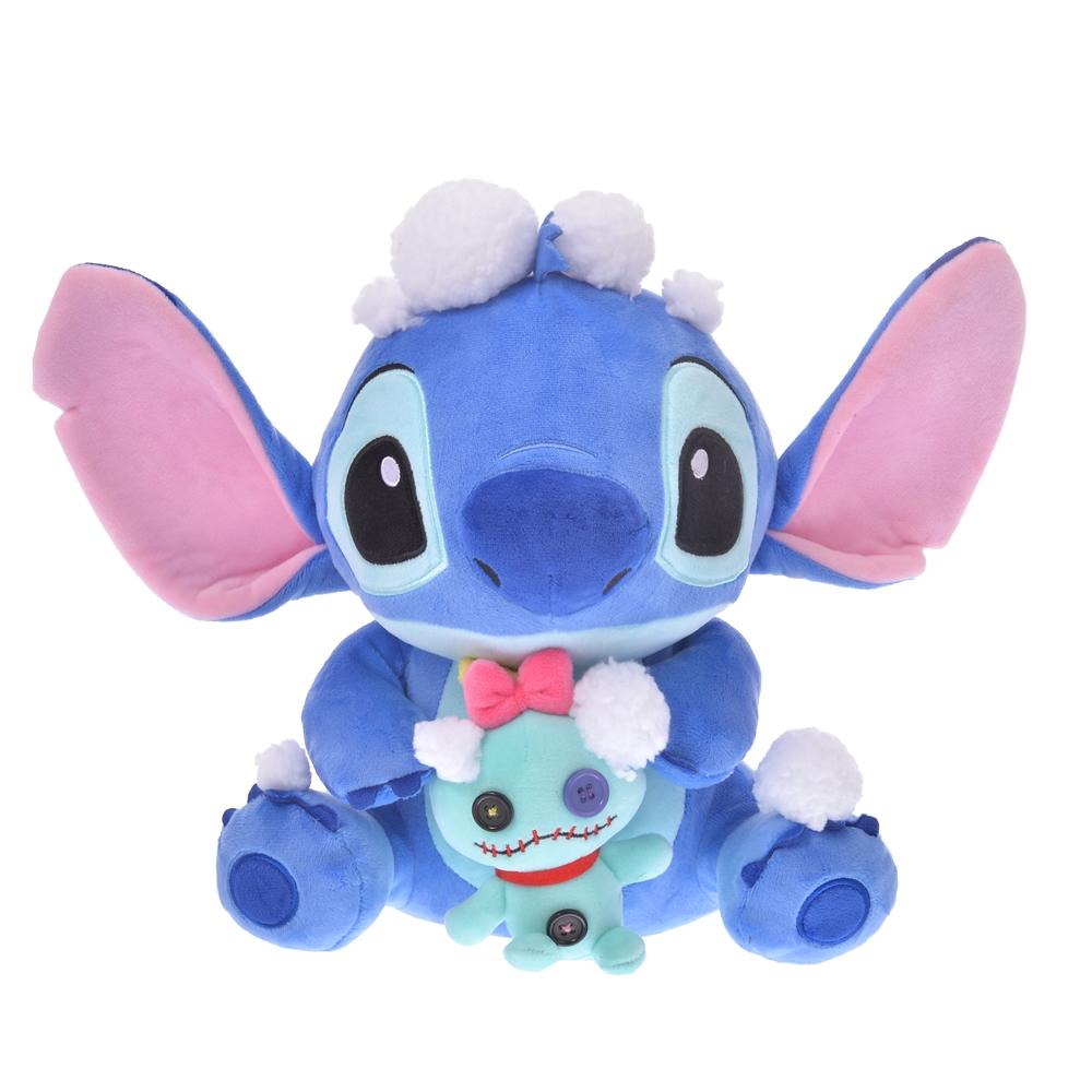 スティッチ&スクランプ ぬいぐるみ Stitch Day 2020