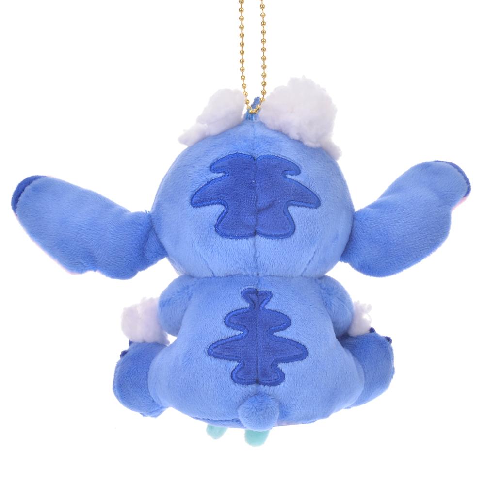 スティッチ&スクランプ ぬいぐるみキーホルダー・キーチェーン Stitch Day 2020