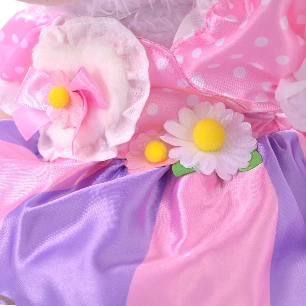 【送料無料】ユニベアシティ ぬいぐるみ専用コスチューム ドレス イースター