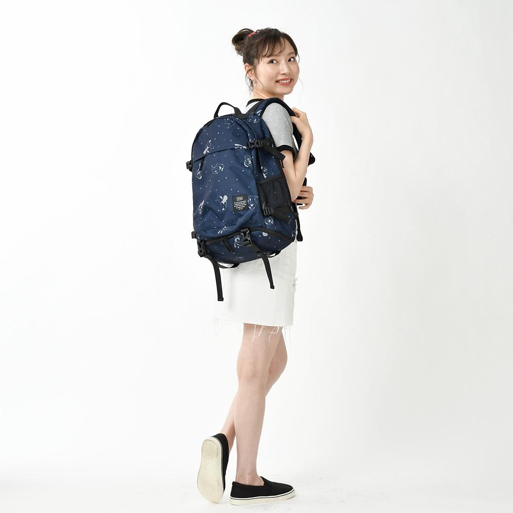 【KiU】ミッキー&フレンズ リュックサック・バックパック Rainy Day 2020