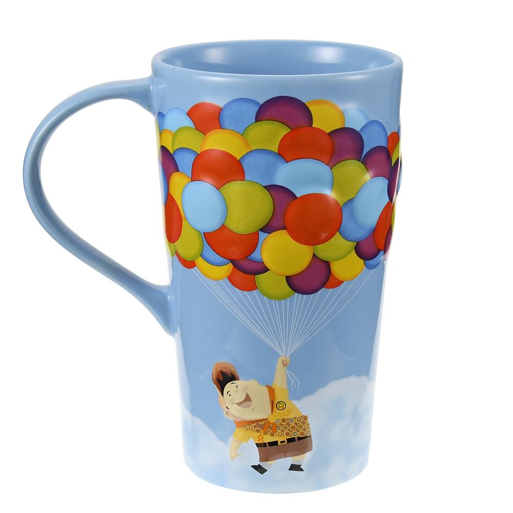 カールじいさんの空飛ぶ家 マグカップ Pixar Better Together