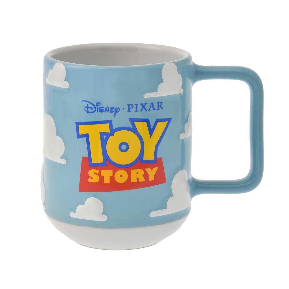 トイ・ストーリー マグカップ 雲 Pixar Better Together