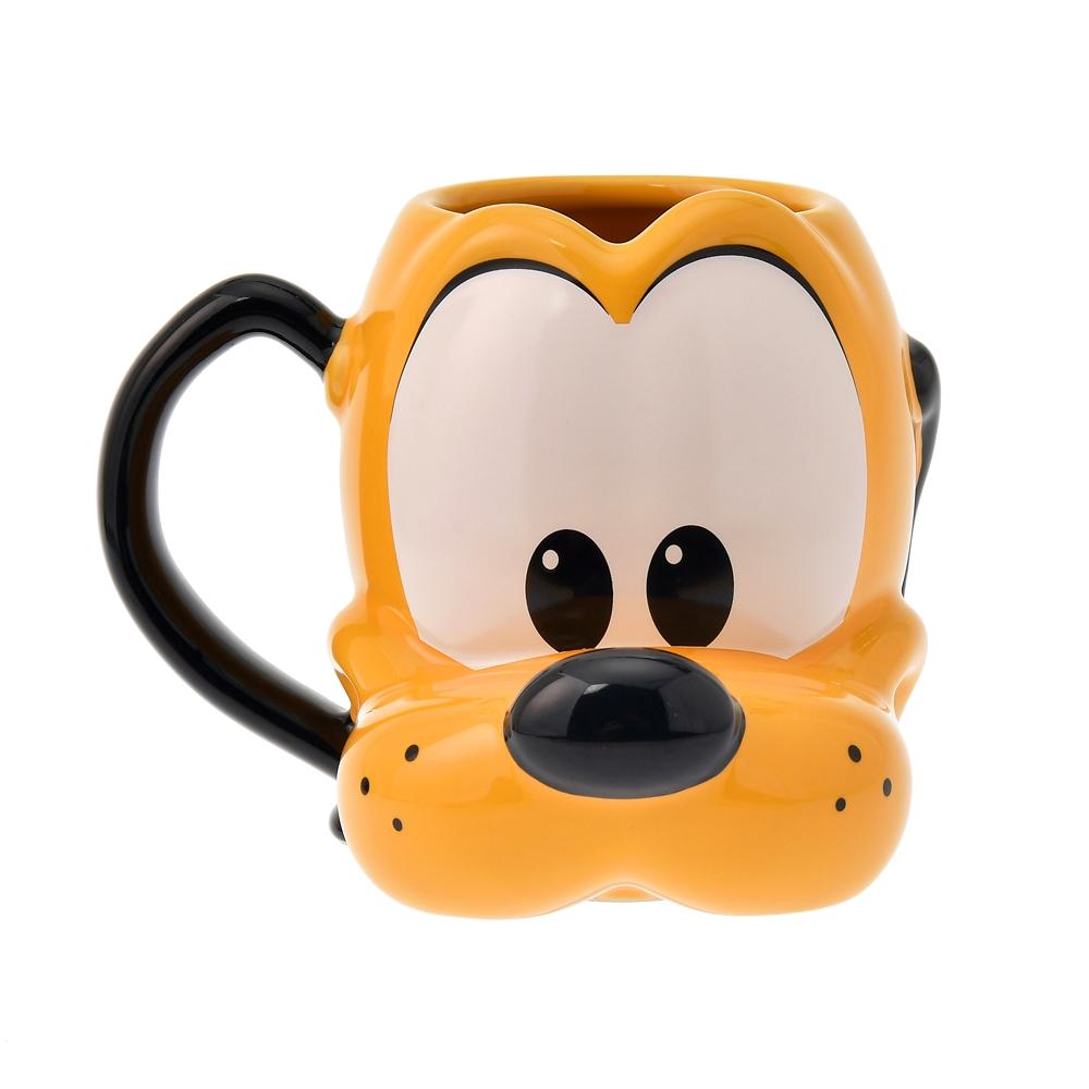 プルート マグカップ 3D